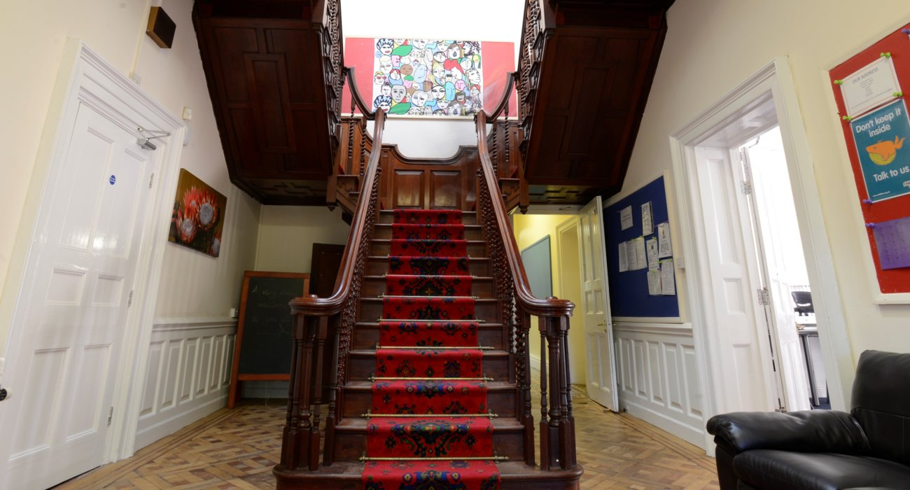 Goldrood Staircase