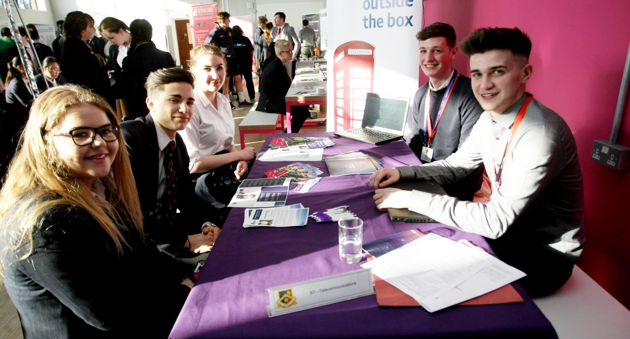 SENIOR Careers Fair