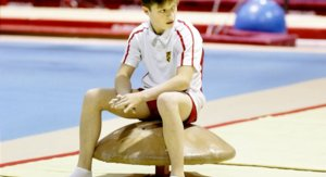 Time Out in Gymnastics