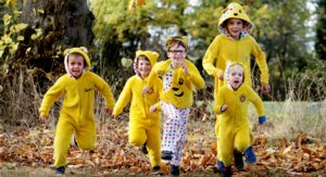 Running Pudseys