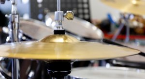 Close Up of Cymbals