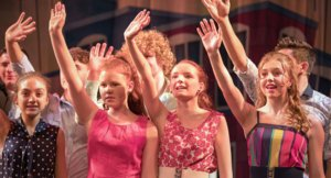 Hairspray Cast Wave