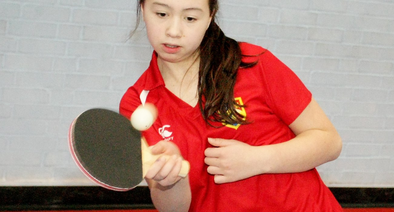 Table Tennis Shot