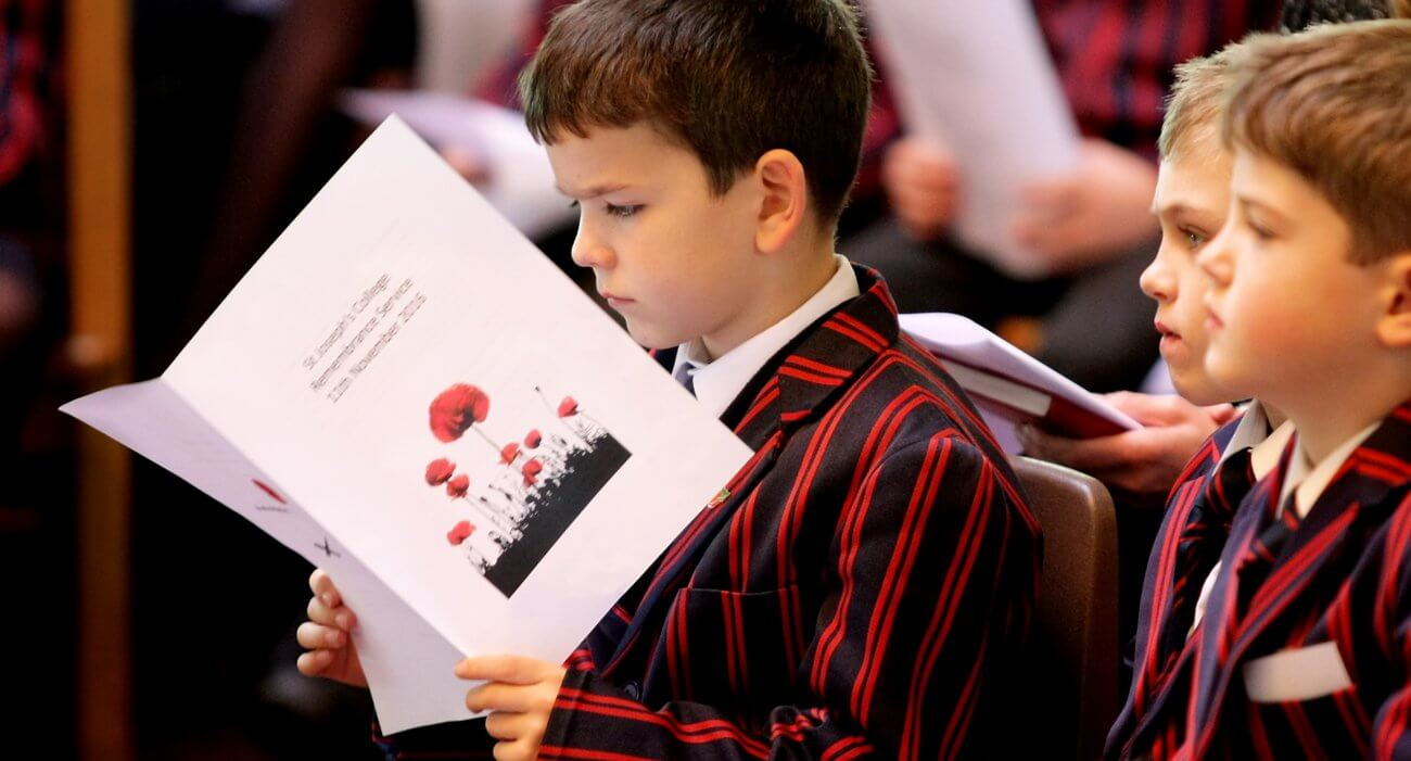 Prep Remembrance Day