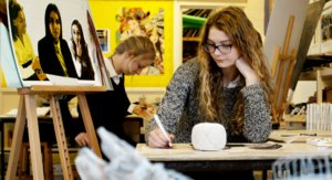 Sixth Form Art Studio