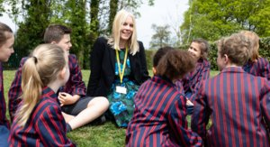 Prep Head Chats with Children