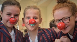 Red Nose Day Girls