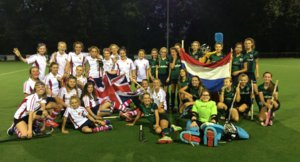 Senior Hockey in Holland