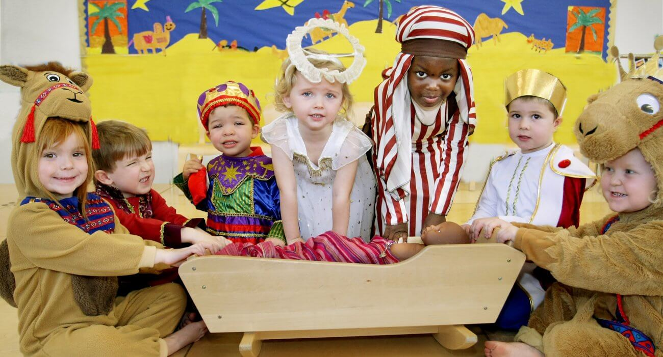 Nursery Nativity Play